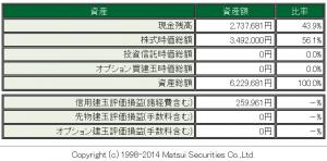 松井証券2014.08.11