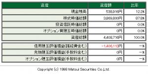松井証券2015.01.13